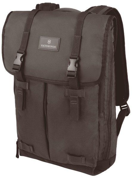 Flapover Laptop Backpack